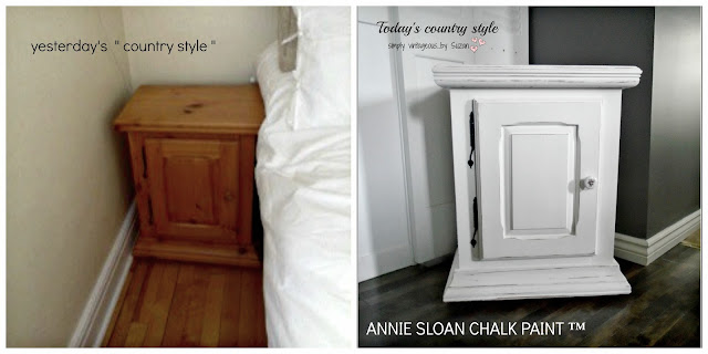 Painted Furniture with Annie Sloan Chalk Paint