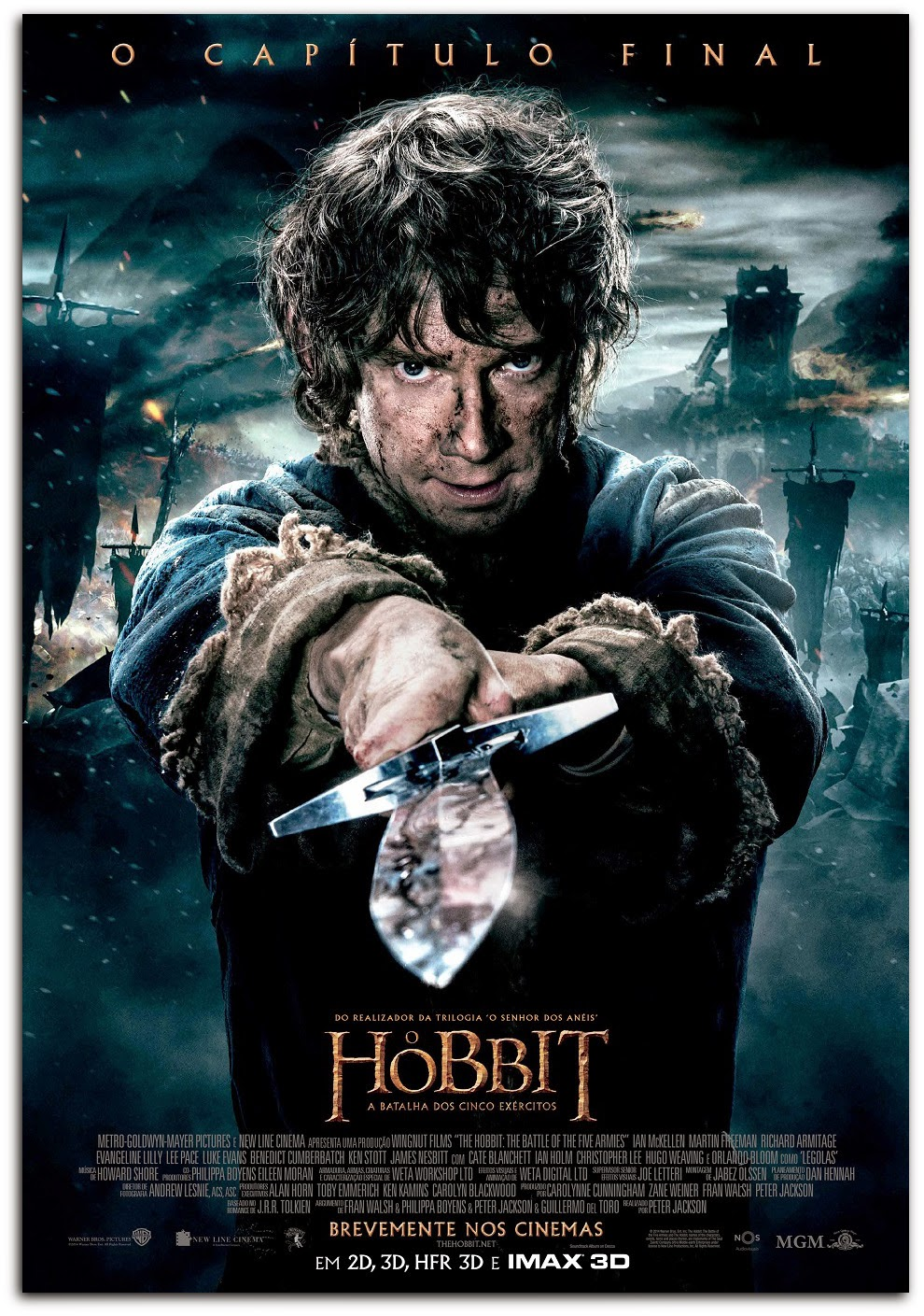 The Hobbit: The Battle of the Five Armies [O Hobbit: A Batalha dos Cinco Exércitos]