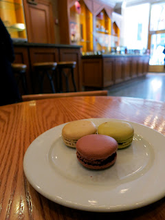 A Macaron Moment in New York City