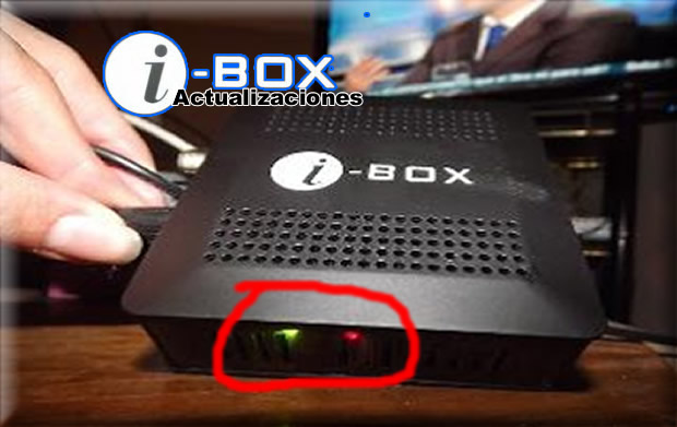 Actualizacion para IBOX Doble LED julio 2013