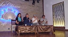 """Recital en """"La Clásica Café Teatro"""" de Aguilas"""