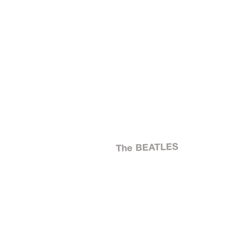 The Beatles - White Album (1968)