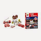 Amazon: Buy 3D Puzzle Set Fire series at Rs.199