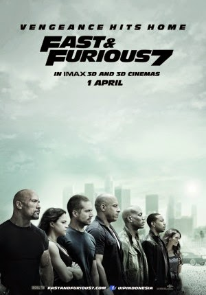 Fast & Furious 7 (Imax 3D)