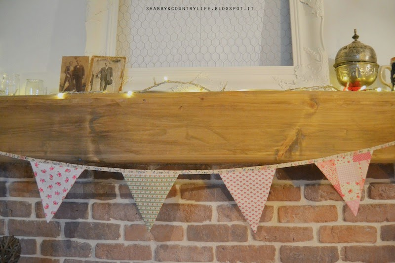 After Easter in my home - shabby&countrylife.blogspot.it