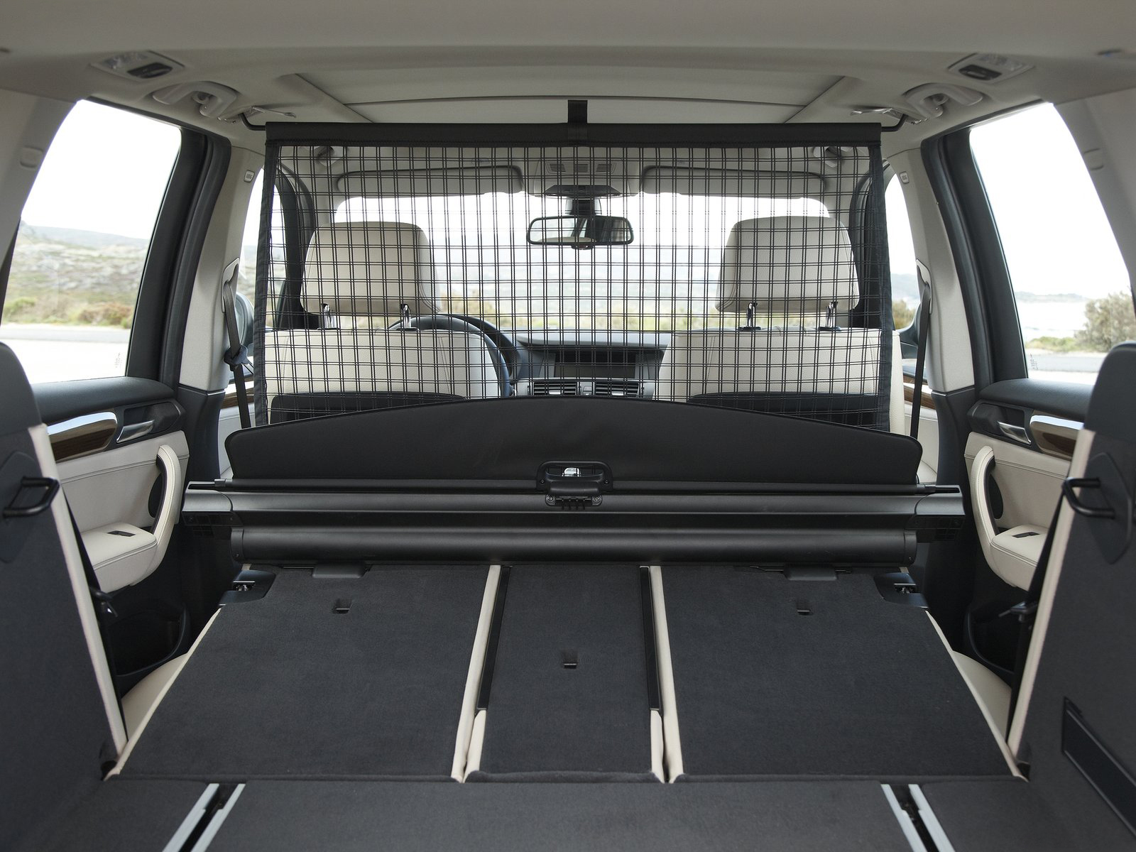 Bmw X3 Boot Space Litres