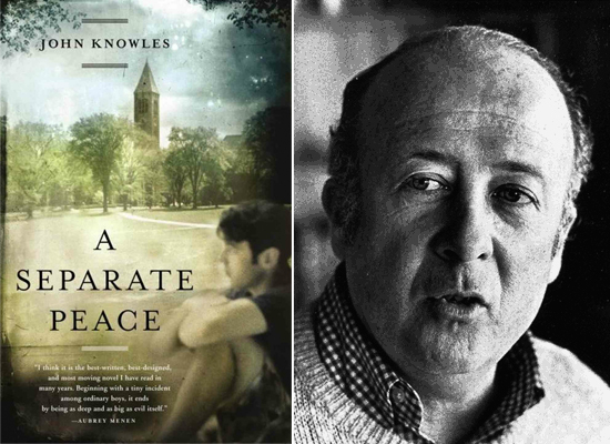a separate peace coming of age Need help on themes in john knowles's a separate peace check out our thorough thematic analysis from the creators of sparknotes.