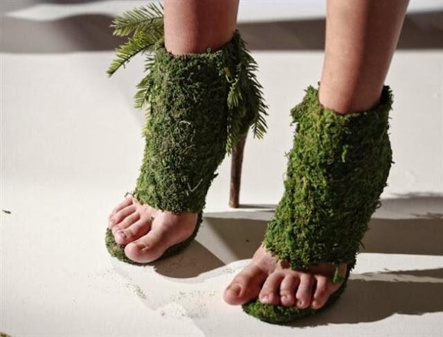 Yeni Moda Topuklu Ayakkabılar