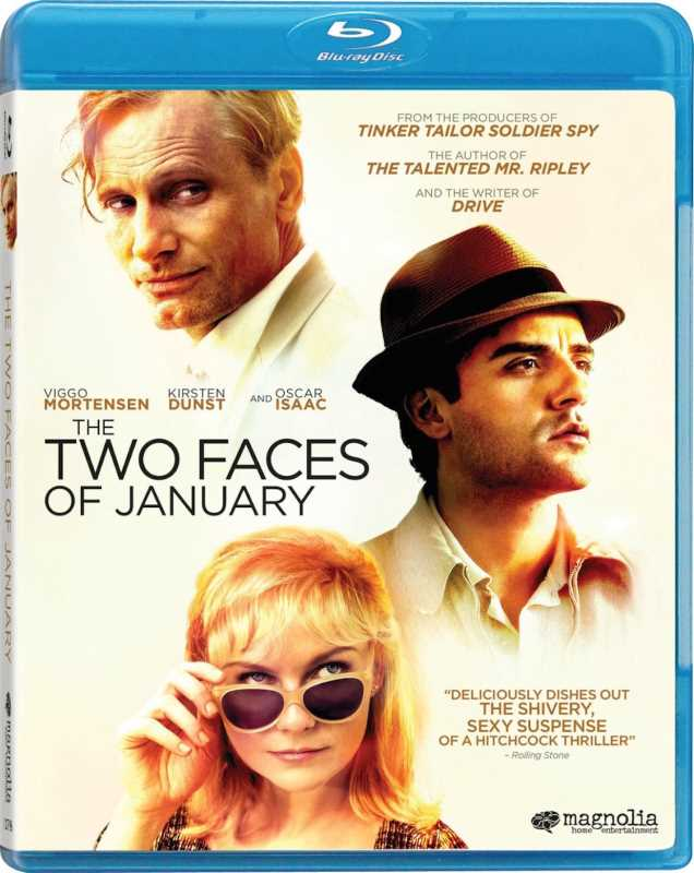 Two Faces Of January 2014 720p Esub BlyRay  Dual Audio English Hindi GOPISAHI