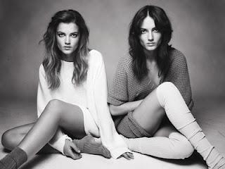Australia / Sweden sisters