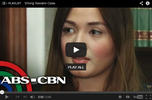 Deniece Cornejo's message to Vhong Navarro the Video