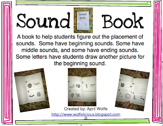 Photo of Sound Book from Wolfelicious