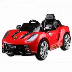 Xe oto điện cho bé 805 có 2 bình, 2 motor cực kì mạnh mẽ
