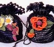 Carterita a Crochet o Ganchillo