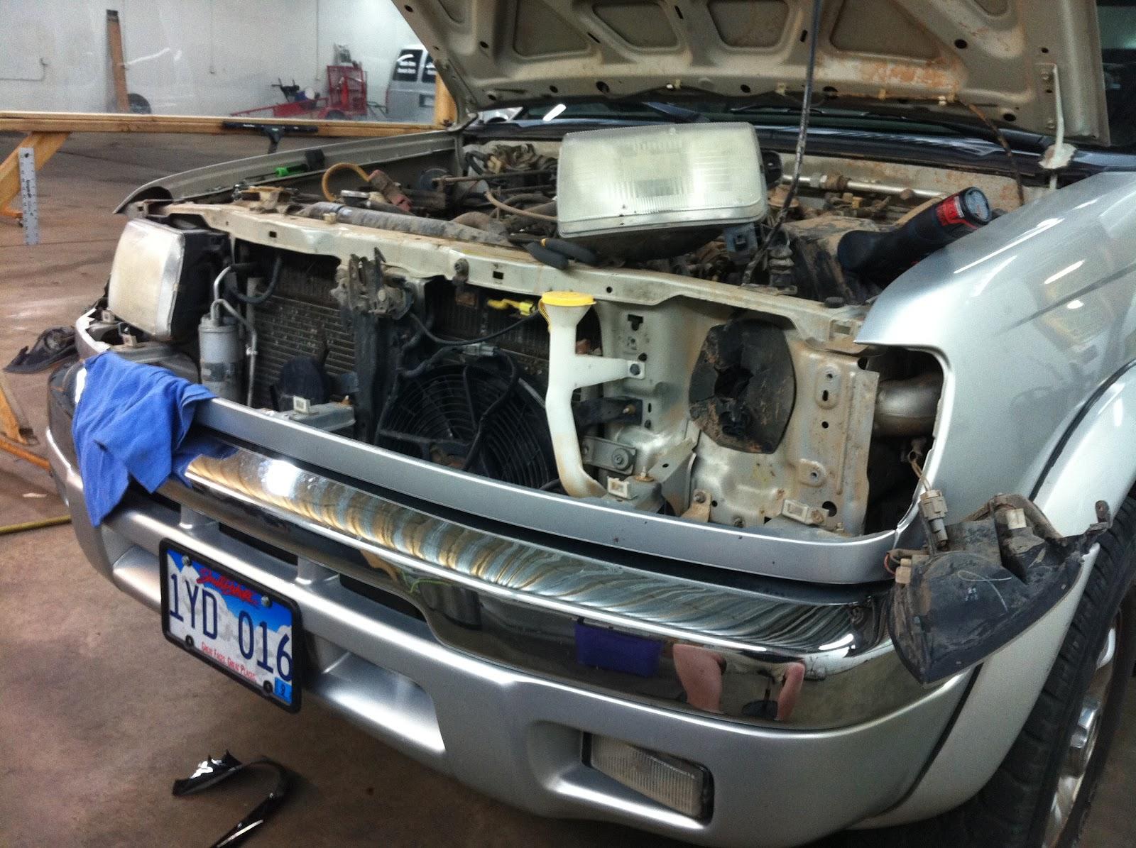 2000 Nissan Frontier XE 33L 4x4