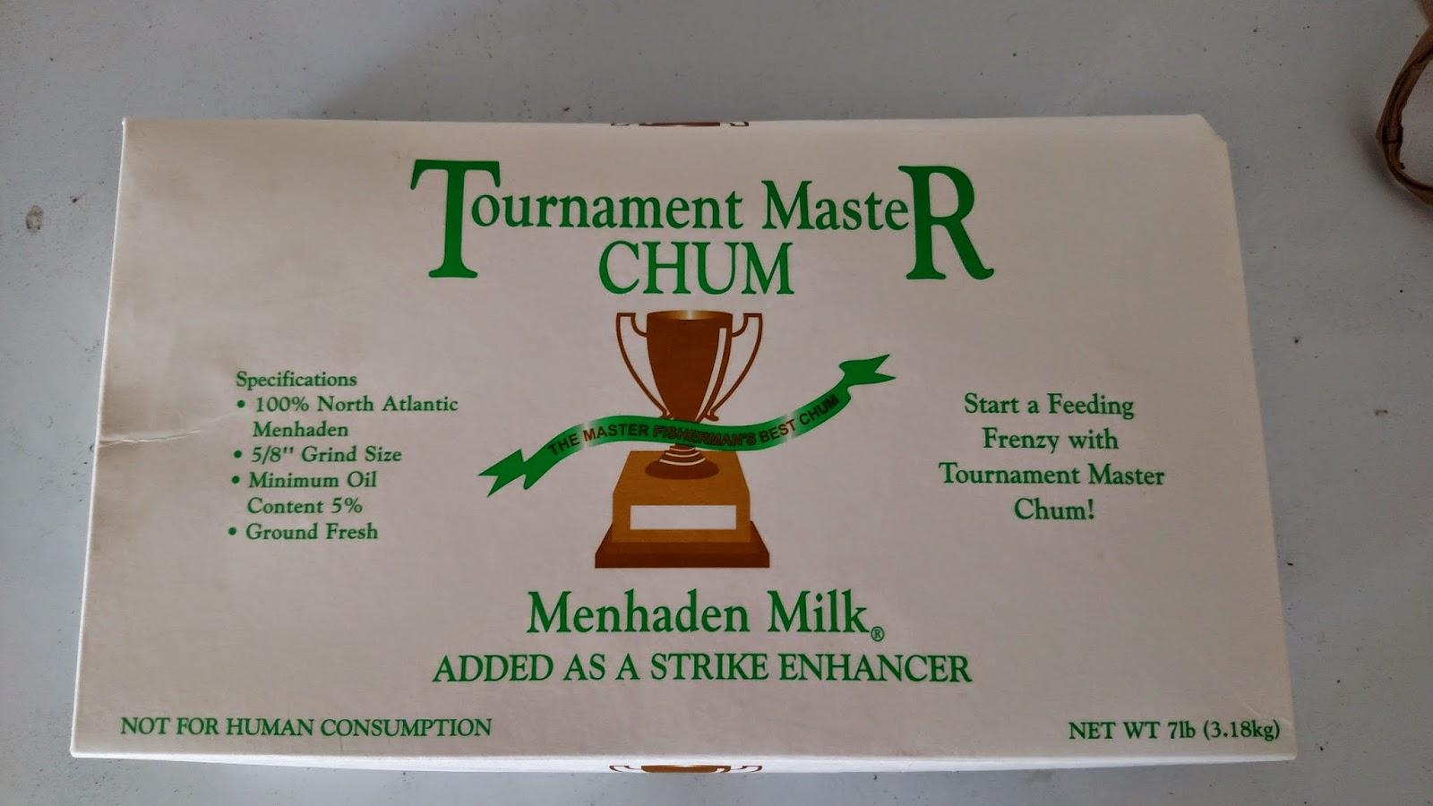 Review: Tournament Master Chum