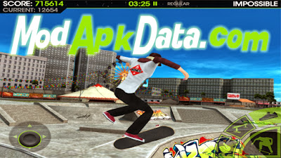 Skateboard party 2 v1.0 mod apk + datafiles