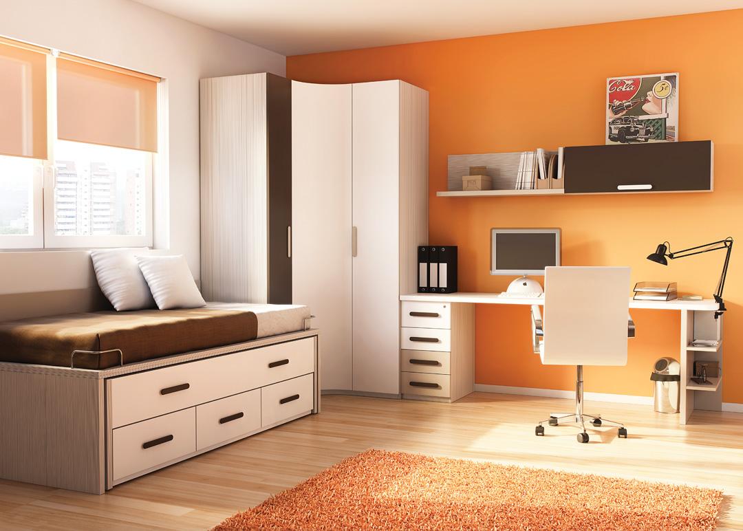 Muebles ros adolescentes y dormitorios juveniles for Armarios juveniles