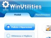 Manutenzione sistema con Winutilities