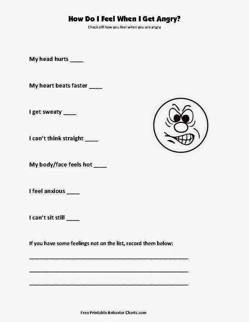 worksheet Impulse Control Worksheets counseling resources for professionals and parents august 2014 httpwww freeprintablebehaviorcharts pdf