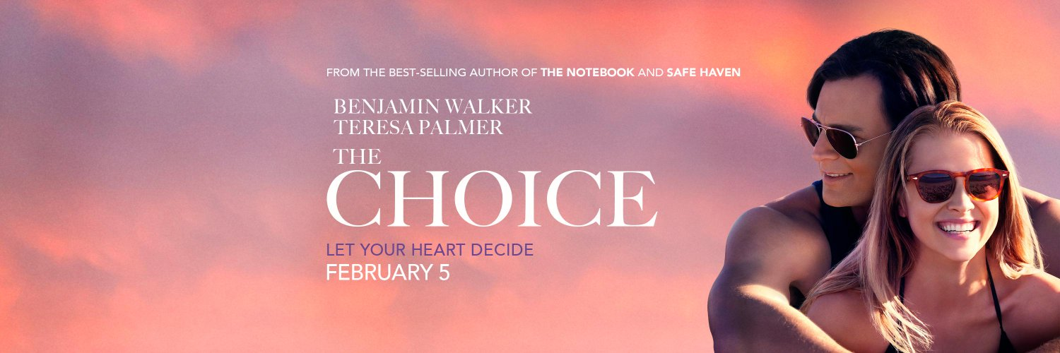 Once Upon a Twilight!: Win #TheChoice Prize Pack including a Signed ...