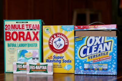 Beloved and free home made laundry soap
