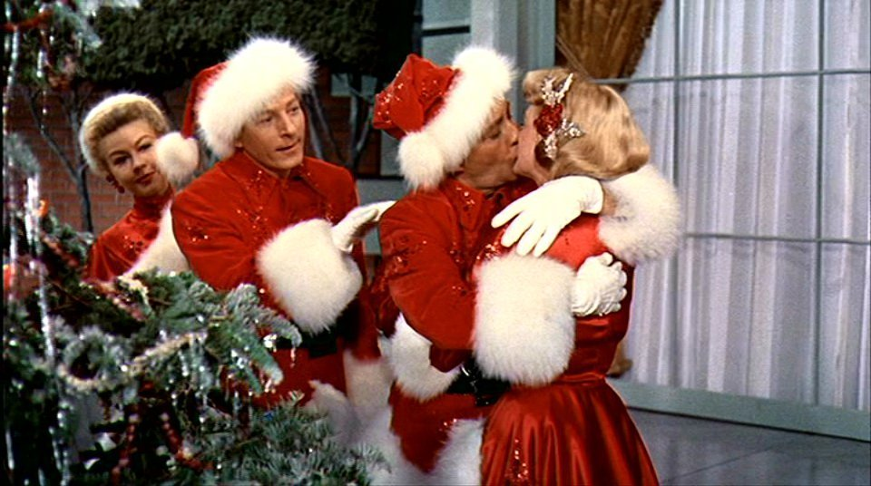 Bunny's Victory: Weekend Cinema Spotlight: White Christmas