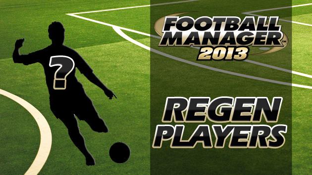 Football Manager 2013 Regen Dates