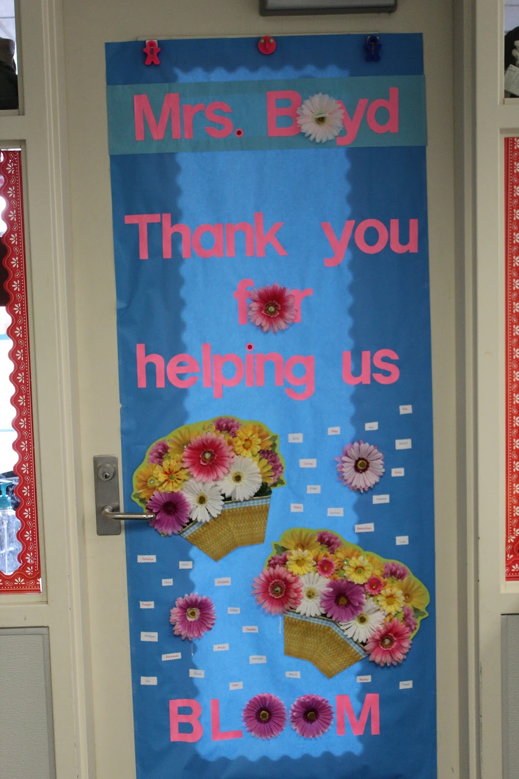 20 ideas for door decorating & Four Marrs and One Venus: Teacher Appreciation: 20 Ideas for ...
