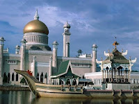 Brunei-Tourism