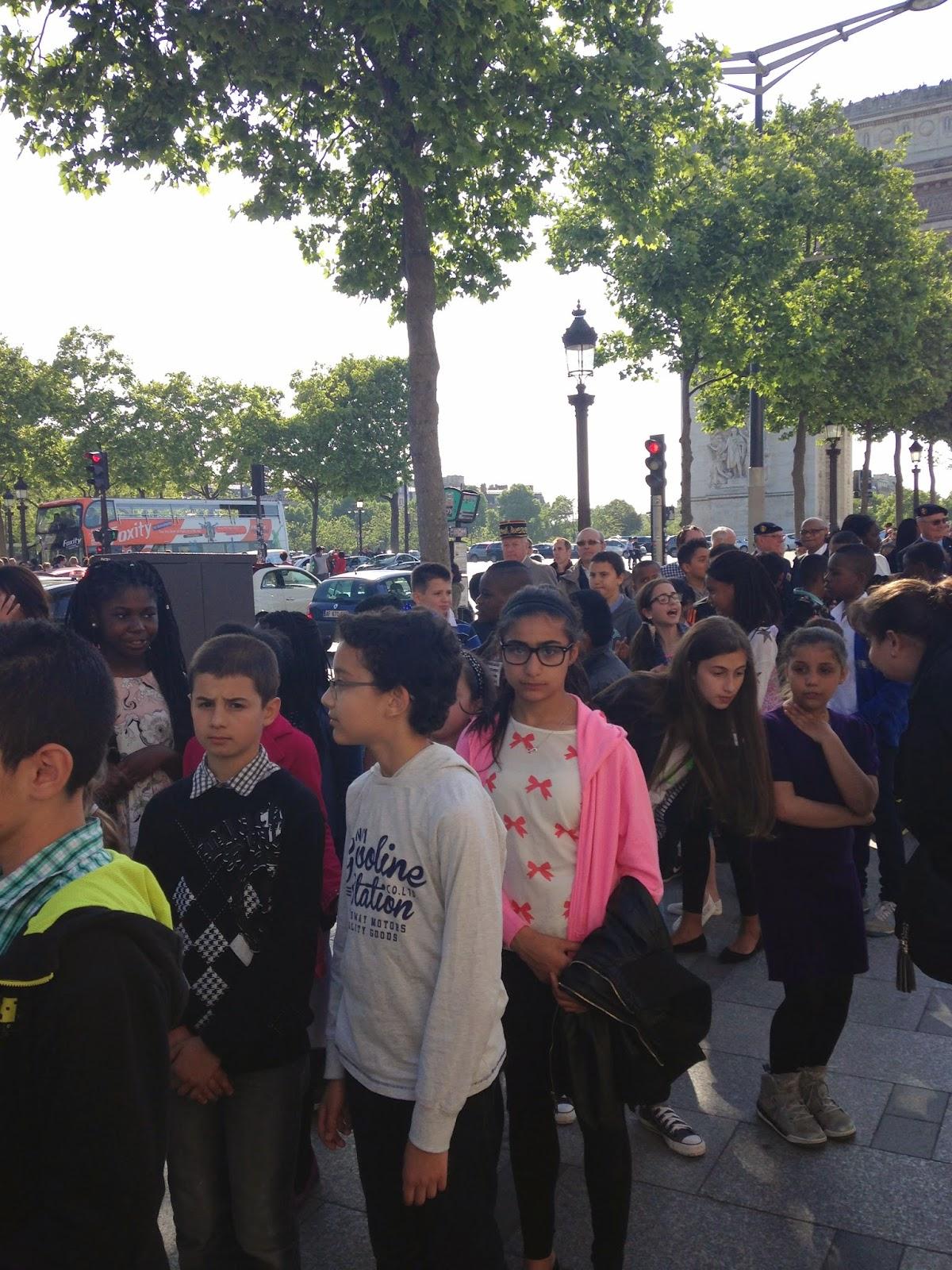 Arc De Triomphe 22 Mai