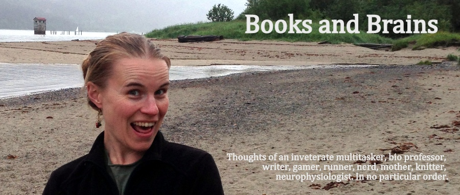 Books and Brains