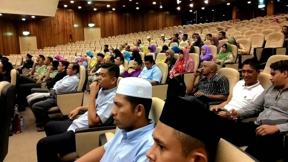 Bicara Eksekutif JAWI, Isu Negara Islam Iraq dan Syria