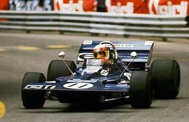 Formula 1 1971 Jackie Stewart/ Tyrell