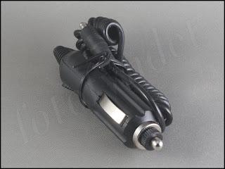 Anslutningskabel 12V för batteriladdare
