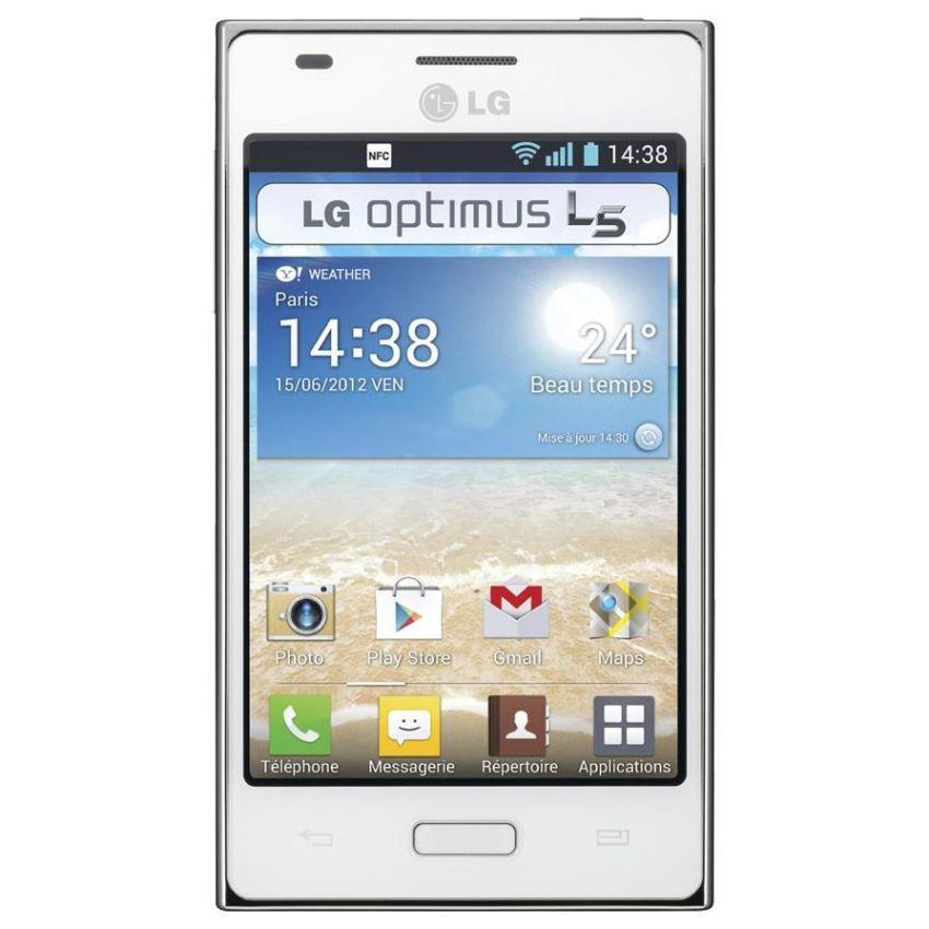 Harga Dan Spesifikasi LG Optimus L5 E612 4GB