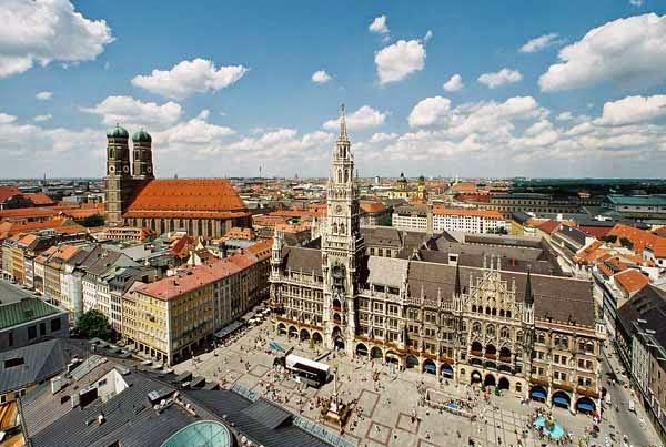 Visita Munich, Alemania
