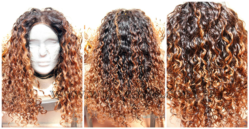 How To Curly Perm Virgin Indian Hair