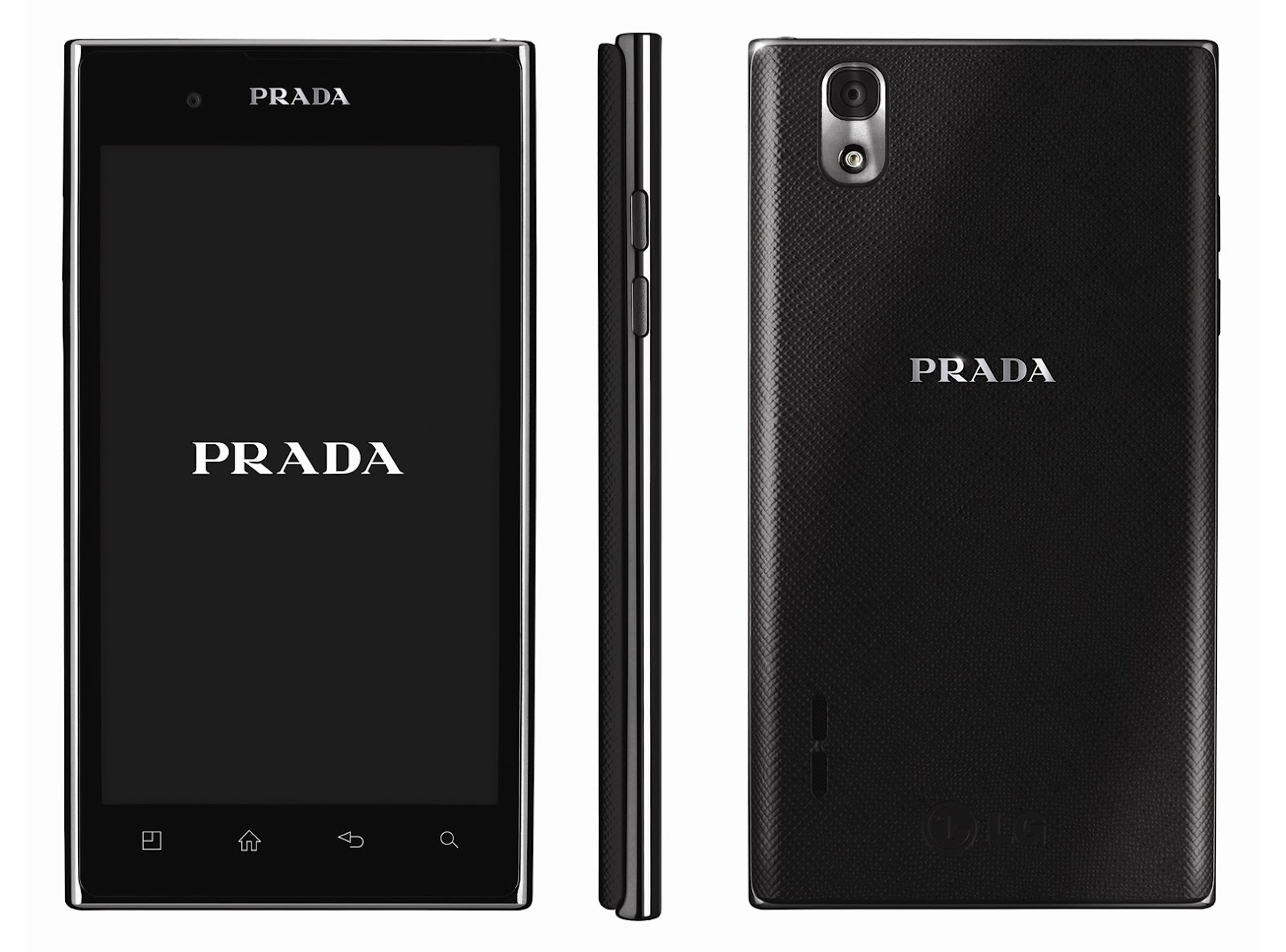 LG Prada 3.0 Specifications Features Price