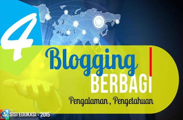 Mengapa Guru Sebaiknya Bisa Blogging
