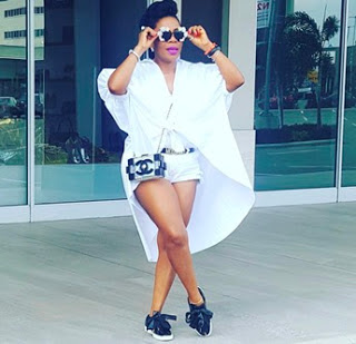 Your bodies have cellulite and stretch marks - 46 year old Nigerian woman blasts people criticising her choice of outfit
