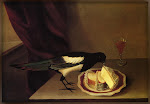 Magpie Eating Cake