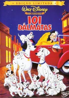 Filme 101 Dálmatas Dublado AVI DVDRip