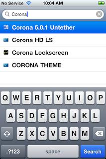 corona 5.0.1 untether
