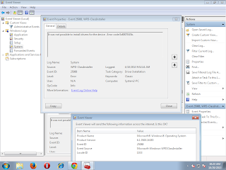 WPD-ClassInstaller windows 7