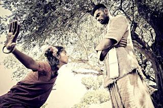 Atharva and Vedhika in Paradesi