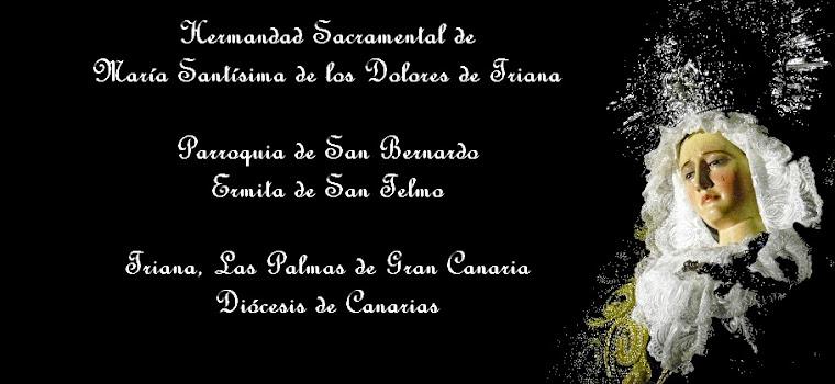 Hermandad Sacramental de los Dolores de Triana