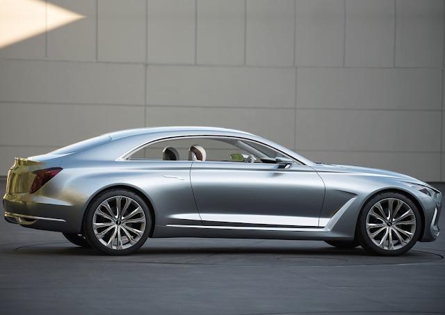 2015 Hyundai Vision G Concept coupe
