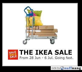 Ikea - June Sale Campaign