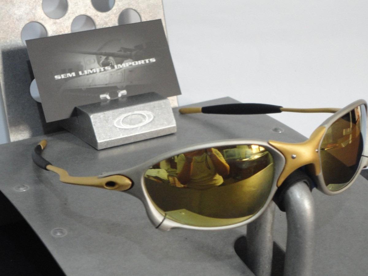Óculos Oakley Edição Limitada 24K 4 unidades Pronta entrega. Oculos  00a567439a